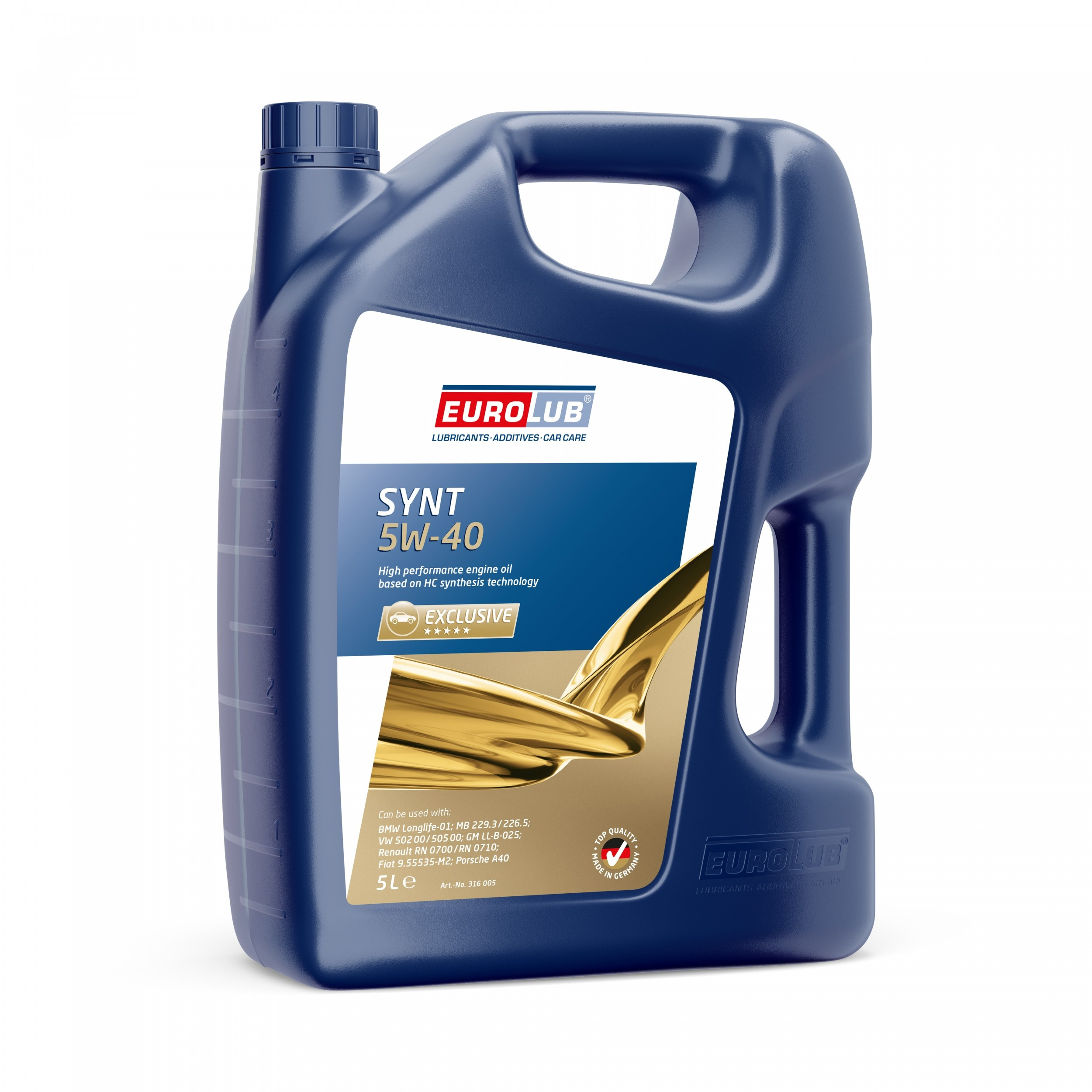 SYNT 5W-40
